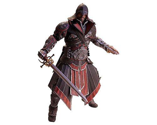 Assassin's Creed Brotherhood — Ezio Ebony, Кредо убийцы, братство крови — Эцио в чёрном