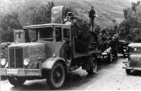 La Marsellesa - La guerre civile espagnole 1936-1939 - Photos historiques