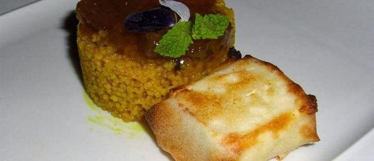 'El Festín de Babel' (Zaragoza): cocina internacional con sabores nuevos y desconocidos, apta para intolerantes al gluten.