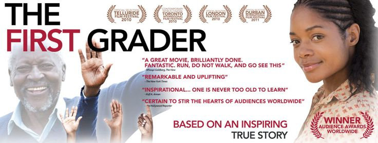Wow! What a work of art! I urge everyone to see this remarkable and beautiful film as soon as you can. This movie is truly uplifting and inspiring.