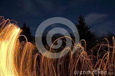 Fire Sparkles - Download From Over 30 Million High Quality Stock Photos, Images, Vectors. Sign up for FREE today. Image: 40023005