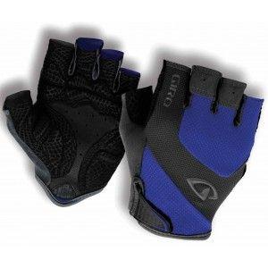 Giro Monaco Cycling Gloves Charcoal/Blue