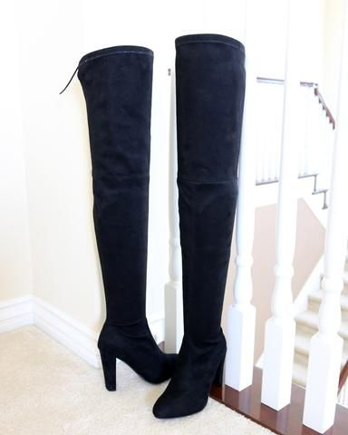 17 Best ideas about Black Thigh High Boots on Pinterest | Thigh ...