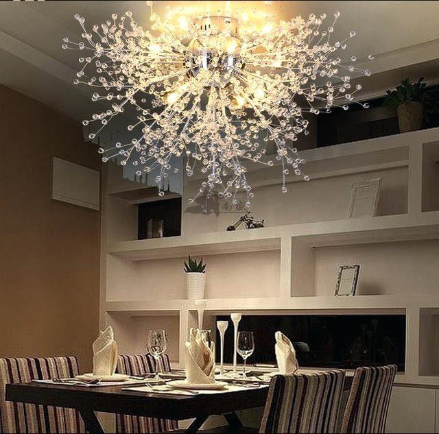Schlafzimmer Lampe Modern Dandelion Fahrte Unterputz Deckenleuchte