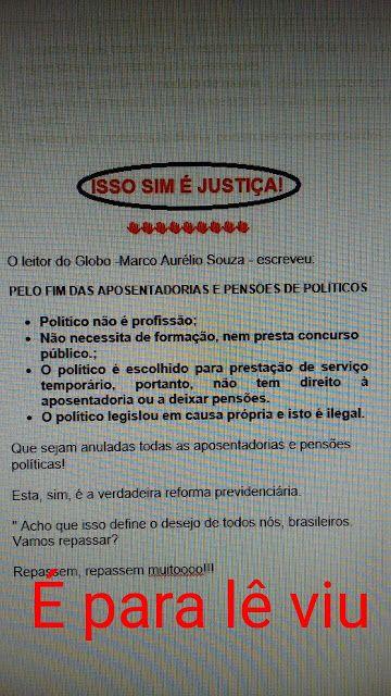 BLOG COMUNICANDO:COMUNICAÇÃO É PODER, E TEM PODER QUEM AGE!: BRASIL, O PAÍS DAS MAZELAS!
