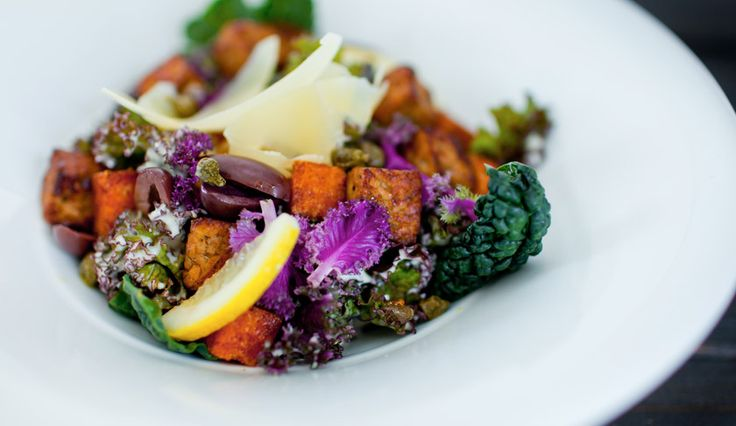 THE ACORN RESTAURANT & BAR : VEGAN, RAW & GLUTEN FREE DINING - 3995 Main St, just a 5 minute walk from King Edward Station.  Vegan, raw, gluten-free...delicious and unique food and cocktails. Open daily from 5:30 p.m. until 2 a.m. No Reservations.
