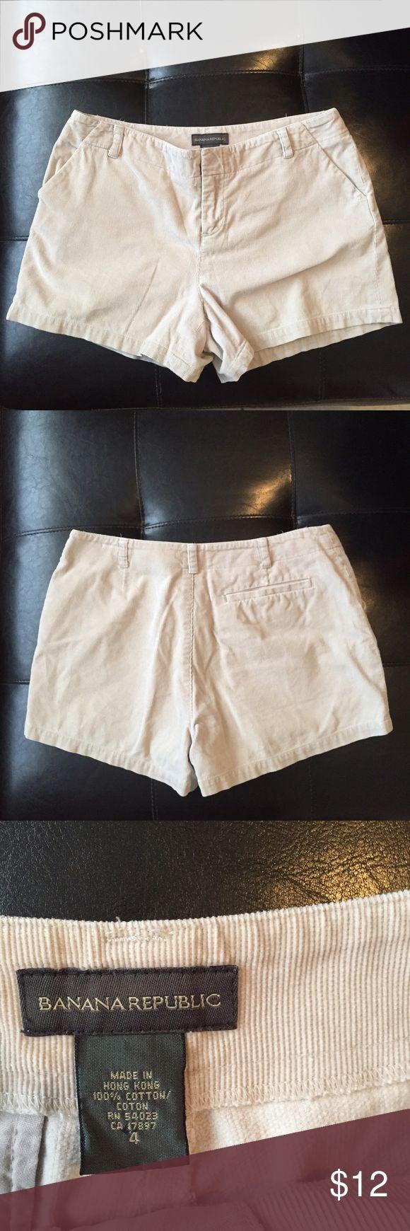 Banana republic corduroy shorts Banana republic corduroy shorts Banana Republic Shorts