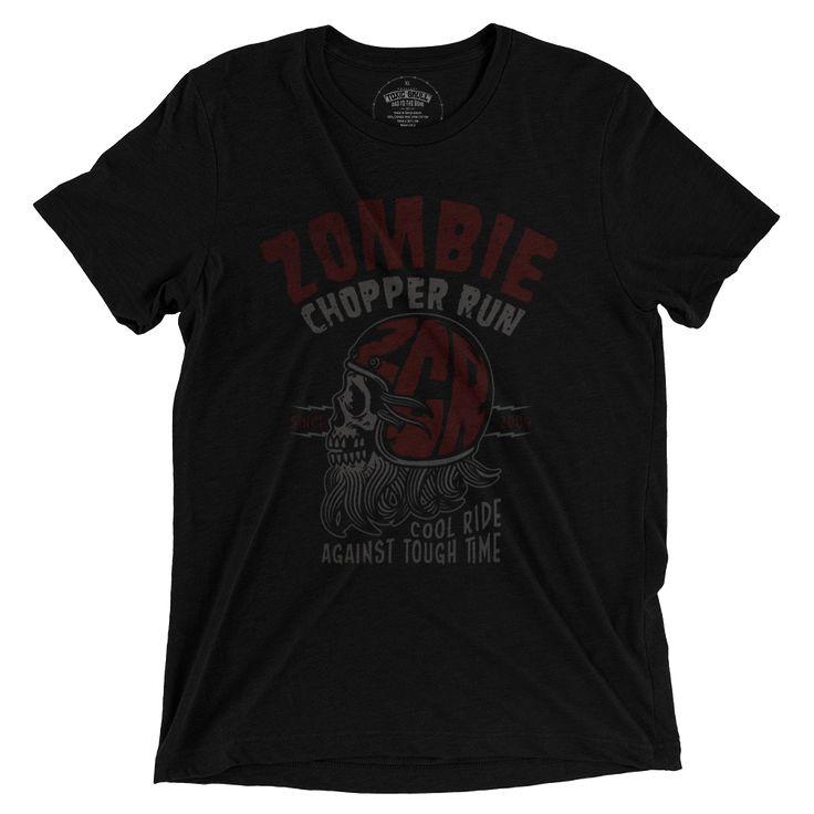 zombie chopper run.