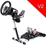 #4: Wheel Stand Pro for Logitech G25/G27/G29/G920 Racing Wheel - DELUXE V2           https://www.amazon.es/Wheel-Stand-Logitech-G920-Racing/dp/B004AYMCRG/ref=pd_zg_rss_ts_t_1642006031_4          #juegosniños #videojuegosinfantiles  #videojuegosparaniños