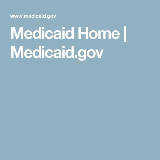 Medicaid Home | Medicaid.gov