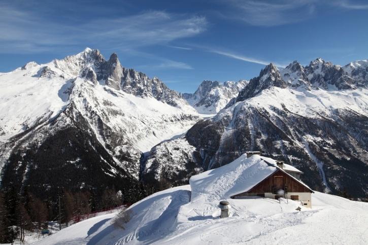 Cele mai râvnite destinaţii de schi