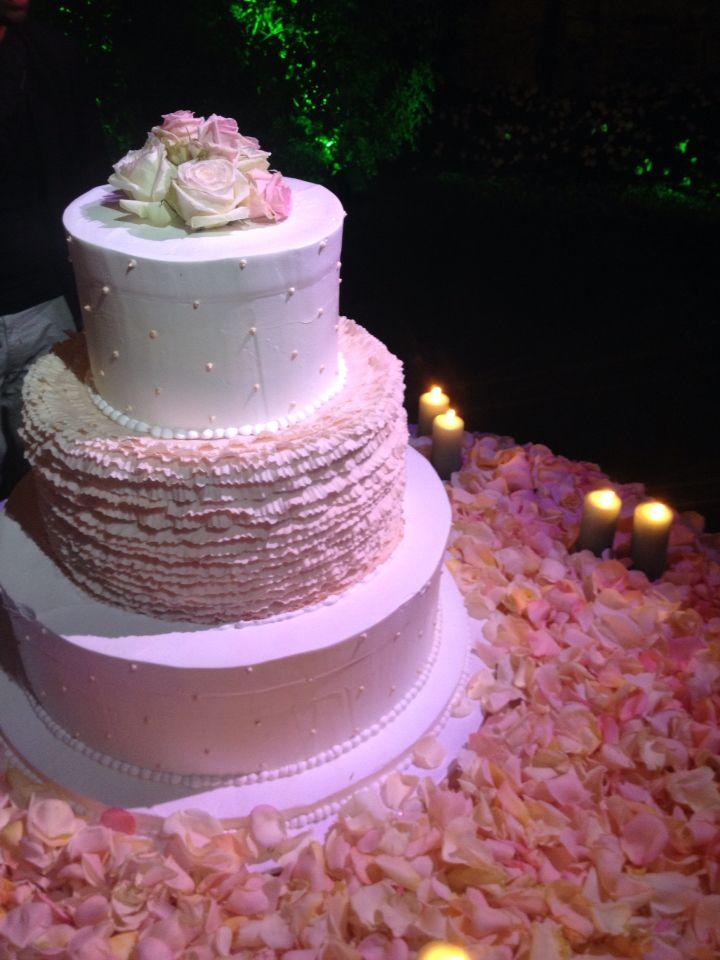Cake rosa