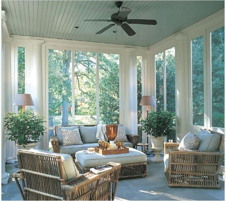 75 Awesome Sunroom Design Ideas Digsdigs: 40 Best DIY Screen Porch Images On Pinterest