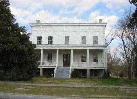 Hancock County, Georgia - Lawson | Abandoned Plantation ...