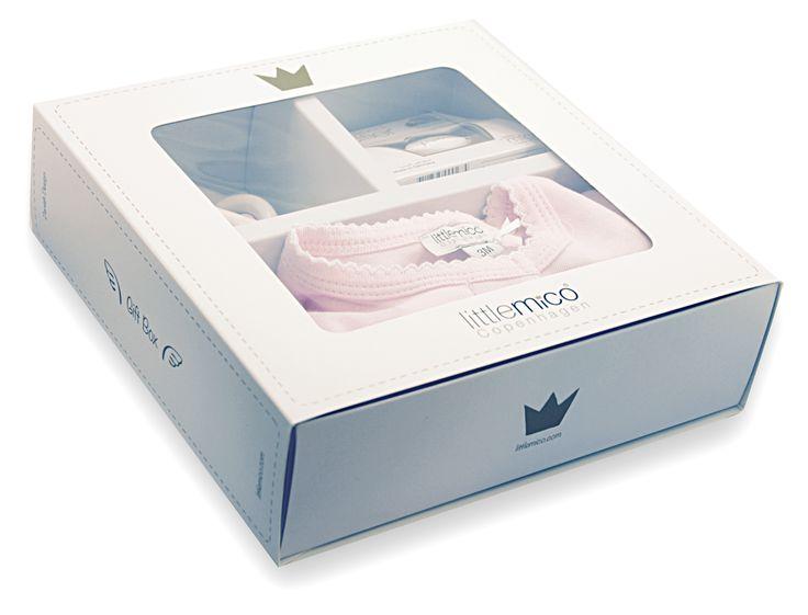 Littlemico Gift Set, Baby Girl