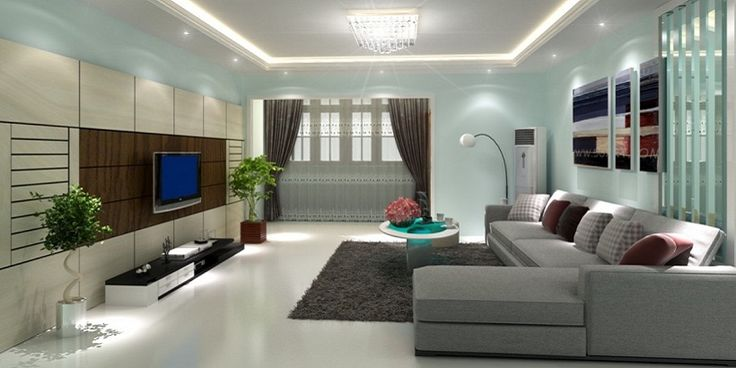 Modern Home Interior Paint Color