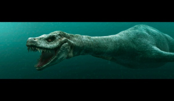 Plesiosaur, scared my pants off. Have you considered ...