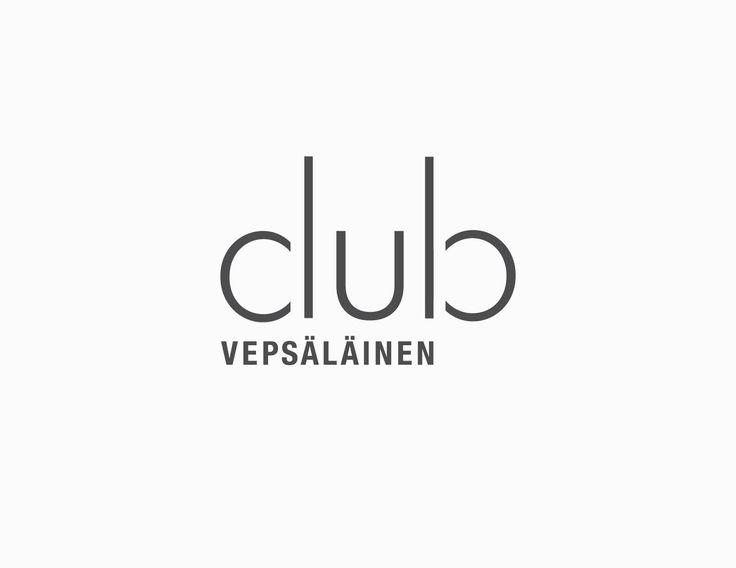 Club Vepsäläinen logo design | Furniture retail chain