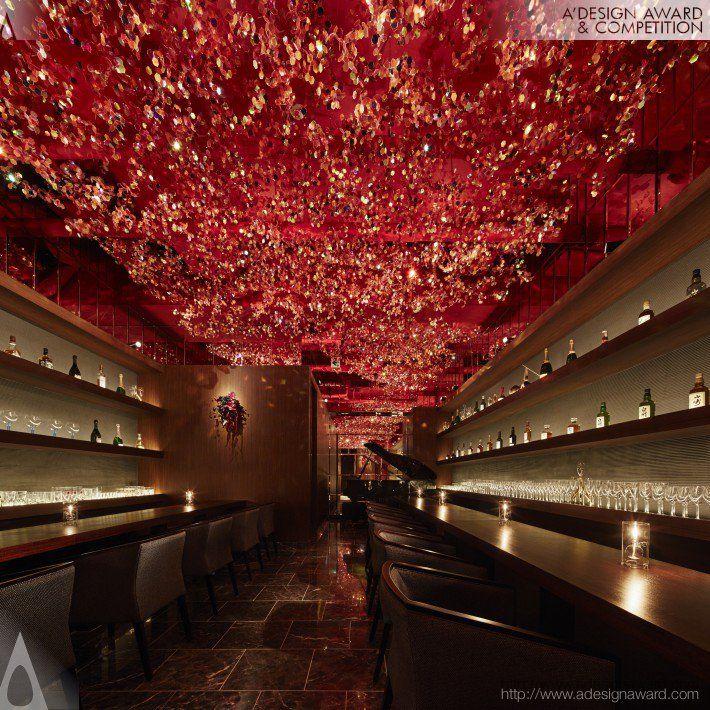 10 Amazing Interiors For 10 Different Countries Italianbark Bar Design Restaurant Japanese Bar Bar Design Awards