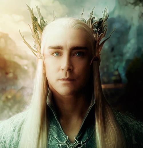Legolas' father.