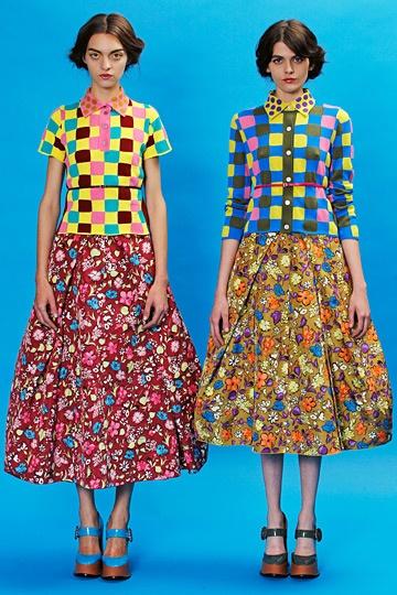 Marc Jacobs Resort 2013 Womenswear
