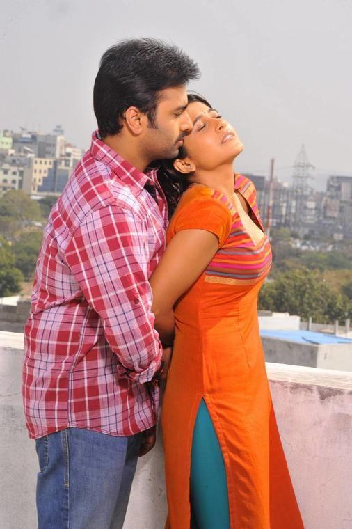 Nara Rohit, Regina Cassandra Stills From Shankara Telugu Movie
