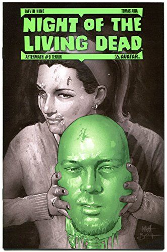 NIGHT of the LIVING DEAD Aftermath #9 NM Terror 2012 more NOTLD in store @ niftywarehouse.com #NiftyWarehouse #NightOfTheLivingDead #Zombies #Horror #HorrorMovies #Movies #Zombie