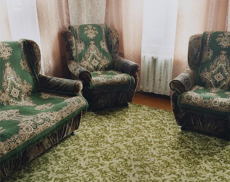 Sasha Rudensky - Mishas Living Room - Tambov, Russia