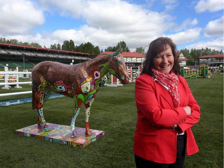 Spruce Meadows celebrates 40 years of growing sponsorship