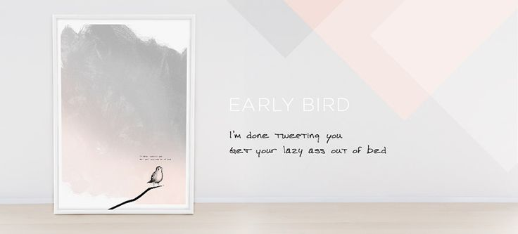 Early Bird – No17