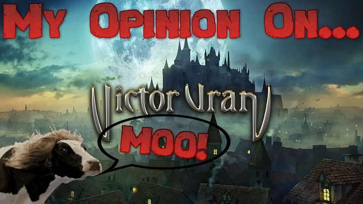Pin by Laughing Carly on Victor Vran in 2020 Gaming pc