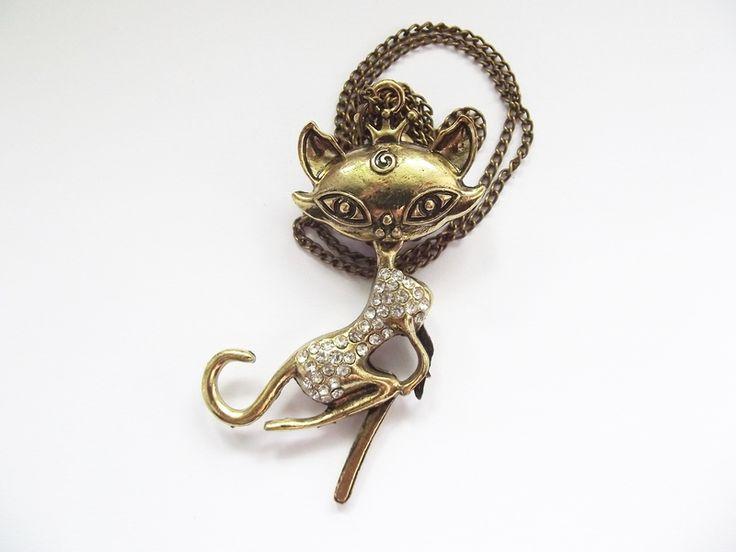 wisior- kotka - barbarella-br - Biżuteria