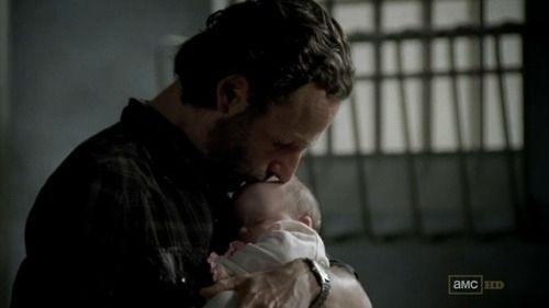 "If anyone says baby Judith's name, take a sip of mixer (have some respect, she's a baby). | ""The Walking Dead"" Drinking Game"