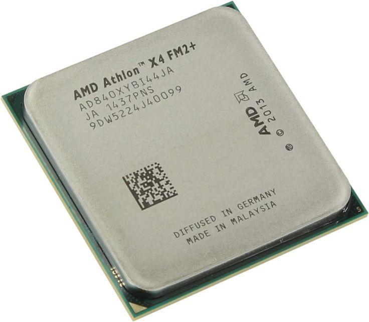 AMD Athlon X4 845, 4x 3.50GHz, tray Sockel FM2+