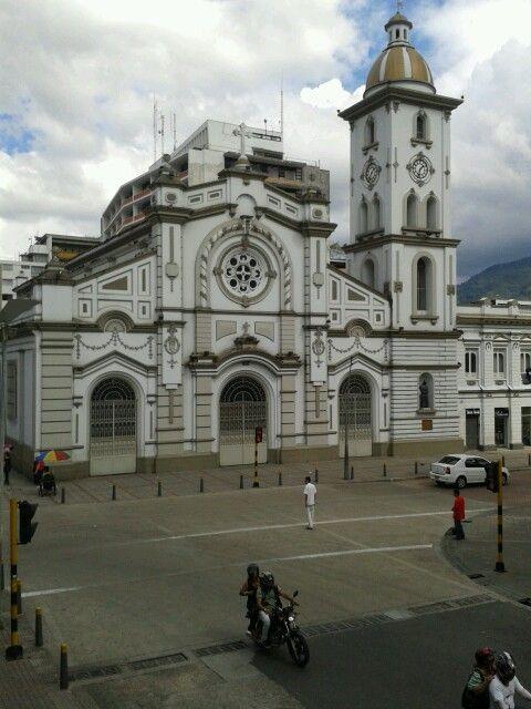 Catedral de la Inmaculada Concepcion en Ibague.Tolima Colombia