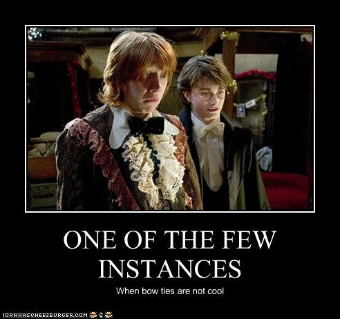 ONE OF THE FEW INSTANCES Nerdy Stuff Harry Potter