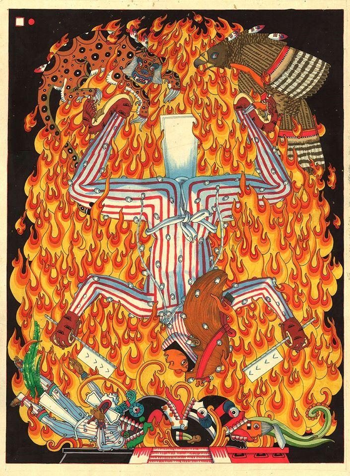 El Sacrificio De Nanahuatz 237 N In Which Nanahuatz 237 N The
