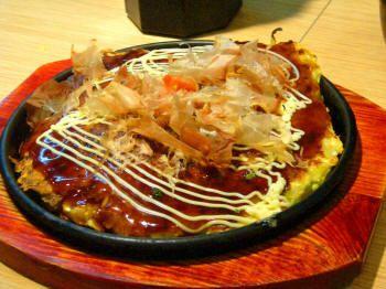 Recette de cuisine japonaise de l'Okonomiyaki