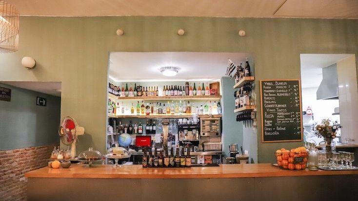 Hasta 28 tipos diferentes de crepes dulces y salados se dan cita en la carta de este nuevo local inspirado en la gastronomía de la Bretaña Francesa.