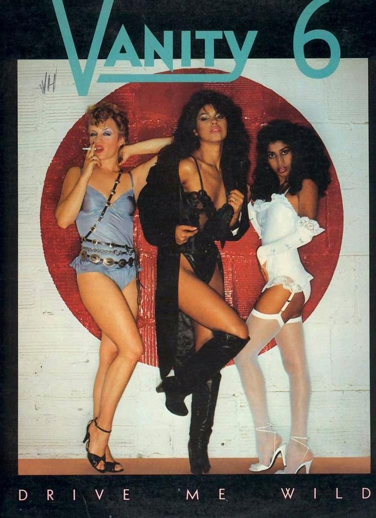 Vanity 6 - remember Nasty Girl?!