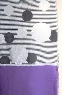 scarf fabric Two fabrics Stole Scarves Cotton fabric Flowers Geometries color Gil Italian shop sciarpa tessuto due tessuti stole sciarpe tessuto cotone fiori geometrie colore gil bottega italia