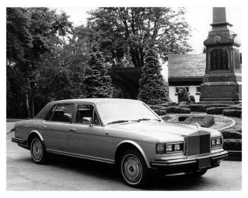 1988-Rolls-Royce-Silver-Spur-ORIGINAL-Factory-Photo-ouc1466