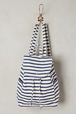 Sailor Stripe Backpack