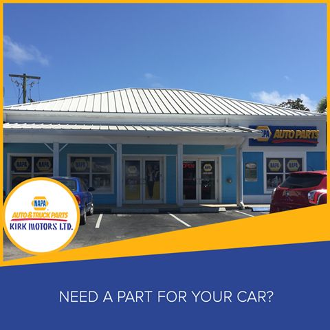 If you live anywhere from Prospect through East End and North Side then, take advantage of the new Napa Auto Parts Store situated in Countryside Shopping Center for your convenience! #kirkmotors #Napa #Savannah #Countryside. #parts #tools #caymanislands