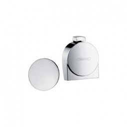 Hansgrohe Hansgrohe Exafill S bath filler and overflow and waste £150 http://www.ukbathrooms.com/shop/bathrooms/baths/bath_traps___wastes/products/hansgrohe_exafill_s_bath_filler___overflow_waste.html