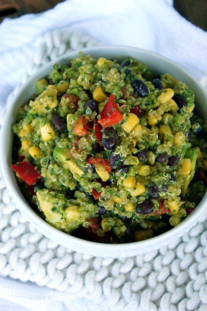 Quinoa SaladQuinoa Salad Cilantro