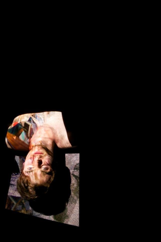 Performance Art. Stace Scallan
