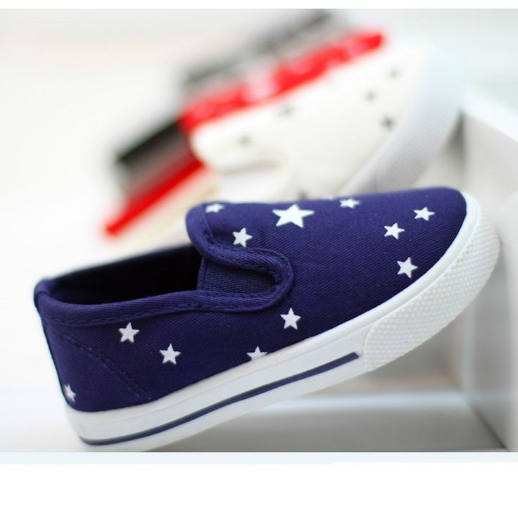 11.6$  Buy here - Slip on Canvas Children Shoes Canvas Star Little Kids Sneakers Shoes Toddler Boys Girls Loafers   #magazine