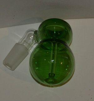 Bongkopp med askstopp - grön