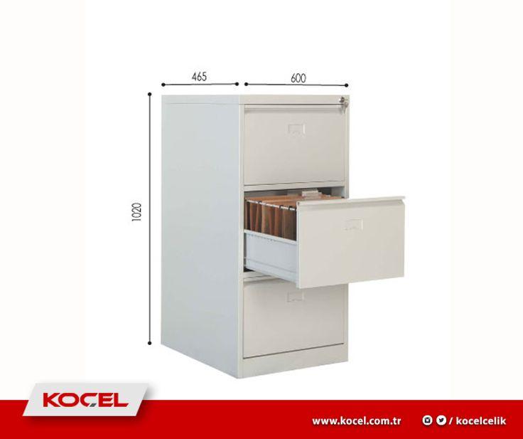 Basmalı sistemli, merkezi kilitli ve 2 anahtarlı ofis dolapları evrak düzenleyici olarak tasarlanmıştır.   #çelik #düzen #evrak #evrakdüzenleme